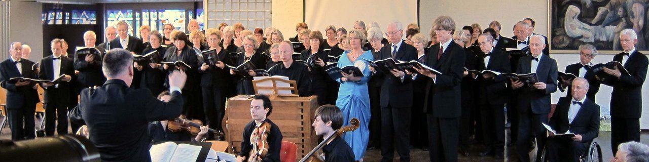 Toonkunstkoor Hilversum - Uitvoering Comenius Cantate
